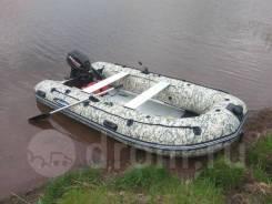 Лодку с мотором Меркурий 15 Гладиатор C 370 AL в Ужуре