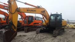Hyundai R210LC-7, 2007