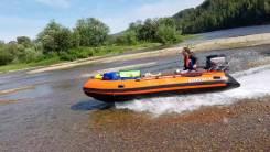 Лодка Solar 450 JET