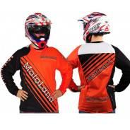 Джерси/футболка для мотокросса MotoLand Racing Team