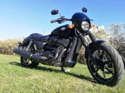 Harley-Davidson Street 750 XG750, 2017