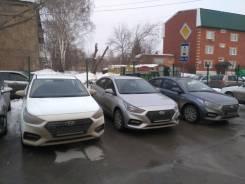 Hyundai Solaris 2019 в аренду под такси