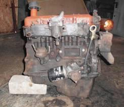 Двигатель в сборе. Ford Fiesta