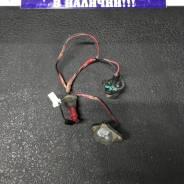 Фонари Подсветки номера Nissan Xtrail T30 задняя