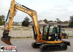 Caterpillar 308D CR, 2009