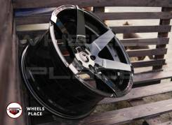 Диповые Shogun A1 Black. 18x9.5, +20, 5x112
