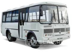 ПАЗ 32053. раздельные сиденья с ремнями безопасности, 25 мест