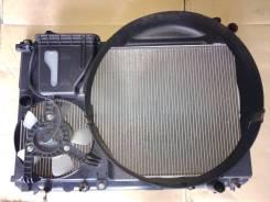 Радиатор охлаждения двигателя. Toyota Crown Majesta, JZS175, JZS171 Toyota Crown, JZS175, JZS171, JZS171W, JZS175W Двигатели: 2JZFSE, 1JZFSE