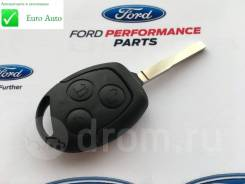 Корпус ключа. Ford Fusion Ford Focus Ford Mondeo
