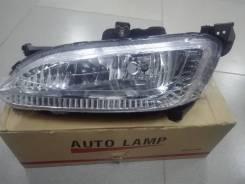 Туманка Hyundai Santa FE 13 БЕЗ ДХО