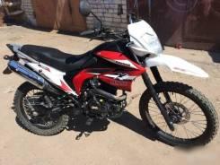 Мотоцикл XMOTO Raptor 200, 2016