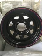 Диски автомобильные Off-Road Wheels R15X7 5*139.7 ET -5 мм Штамповка