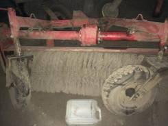 Щетка коммунальная на трактор
