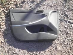 Обшивка двери передней левой Hyundai Solaris