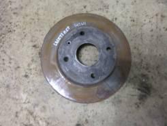 Диск тормозной передний вентилируемый Chevrolet Lacetti 2003-2013