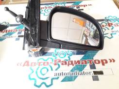 Зеркало заднего вида боковое. Hyundai Getz, TB Hyundai Click D3EA, G4EA, G4EDG, G4EE, G4HD, G4HG