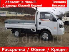 Kia Bongo III. 4WD ! В наличии, новый грузовик KIA Bongo с завода Ю. Кореи !, 2 500куб. см., 1 000кг., 4x4