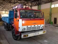 КамАЗ 53215, 1989