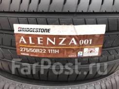 Bridgestone Alenza 001. Летние, 2017 год, без износа
