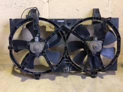 Вентилятор охлаждения радиатора. Nissan: Wingroad, Bluebird Sylphy, Primera, AD, Almera, Sunny Двигатели: QG13DE, QG15DE, QG18DE, QG18DEN, QR20DE, YD2...