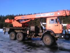 Клинцы КС-35719-7-02. Автокран Клинцы КС 35719-7-02 16 тонн 18 метров, 12 000куб. см., 18,00м.