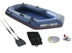 Лодка ПВХ для рыбалки 2.6м