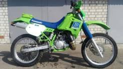 Kawasaki KDX 200, 1990