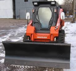 Отвал снеговой для минипогрузчика МКСМ от производителя