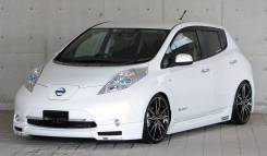 Обвес кузова аэродинамический. Nissan Leaf, AZE0, ZE0, ZE1