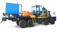 Установка двухнасосная для цементирования скважин СИН35.32. Под заказ