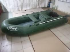 Продам лодку пвх Flinc 290 LA с мотором Mercury 5 M