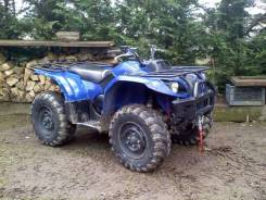 Yamaha Grizzly 450, 2008