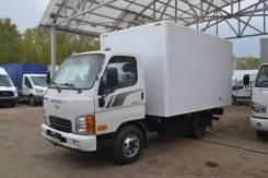 Hyundai HD35 City. HD-35City фургон сэндвич панели 50 мм (3.5*2.2*2.15), АМЗ, 2 400 куб. см., 990 кг., 4x2
