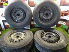 """Штамповки + Резина Dunlop """"15 (LegoCar). 3.5x15"""" 5x114.30 ET0"""