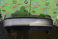 Бампер задний Skoda Octavia 1Z (до 2009г) хетчбэк