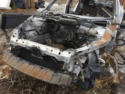 Передняя часть автомобиля