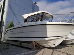 Новый Parker 660 Pilothouse
