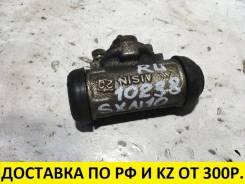 Цилиндр тормозной рабочий Toyota Nadia 1999 SNX10 3SFE T10238