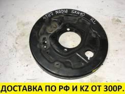 Щиток тормозного механизма Toyota Nadia 1999 SNX10 3SFE T10239