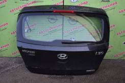 Дверь багажника. Hyundai i30, FD G4FC, G4FA, D4FB, D4EA, G4GC