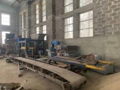 Вибропресс для производства бетонных пустотелых блоков