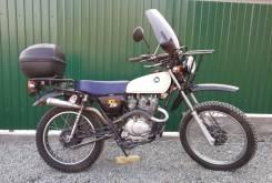 Honda. 230куб. см., исправен, птс, без пробега