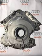 Крышка двигателя задняя Audi A5, A6, A8 CALA 3.2 литра 2008-2011