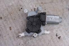 Моторчик стеклоподъемника. Nissan Qashqai, J10, J10E