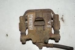 Суппорт тормозной. Nissan Qashqai, J10, J10E