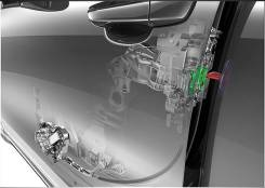 Доводчик автомобильный Soft Lock Plus Toyota(до2018), Lexus(до2015)