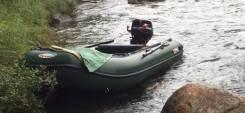 Лодка ПВХ StinGray 3.90 Suzuki 30 водомёт