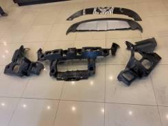 Крепление бампера. BMW X6, E71, E72 Двигатели: M57D30TU2, N55B30, N57D30OL, N57D30TOP, N57S, N63B44