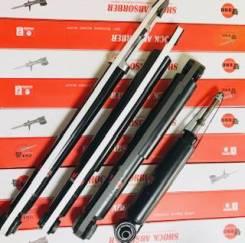 Амортизатор. Mitsubishi L300, P23V, P23W, P24V, P24W, P25V, P25W, P45V Mitsubishi Delica, P23V, P23W, P24W, P25V, P25W, P27V, P35W, P45V 4D56, 4G63, 4...