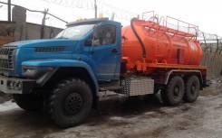 Урал 4320. АКН , 6x6